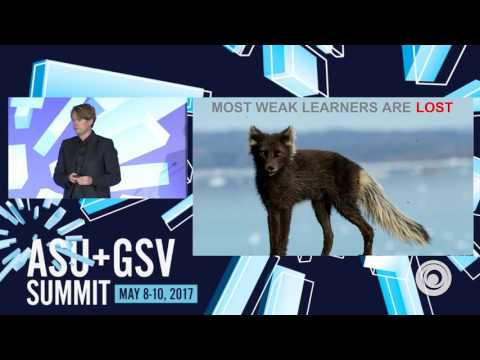 ASU GSV Summit: Precision Education – because we cannot afford to miss…with Ulrik Christensen