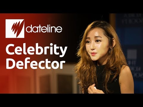 Celebrity Defector: Speaking