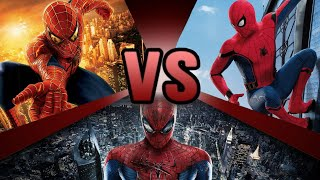 Spider-Man VS Spider Man VS Spiderman | BATTLE ARENA