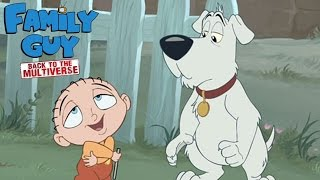 🔴 LIVE - Family Guy: Back to the Multiverse PS3 Longplay - Part 1