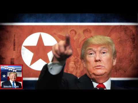 Trump's North Korea Options Place Nukes In South Korea Or Kill Kim Jong Un