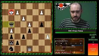 Фото Обсуждаем гибридные шахматы и играем со зрителями на Lichess.org