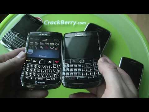 BlackBerry Bold 9700 Review (Overview & Hardware Comparsion)