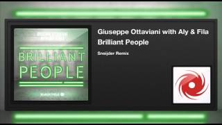 Giuseppe Ottaviani with Aly & Fila -  Brilliant People (Sneijder Remix)