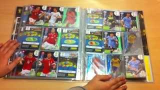 Podsumowanie przesyłki z kolekcją World Cup Brasil 2014