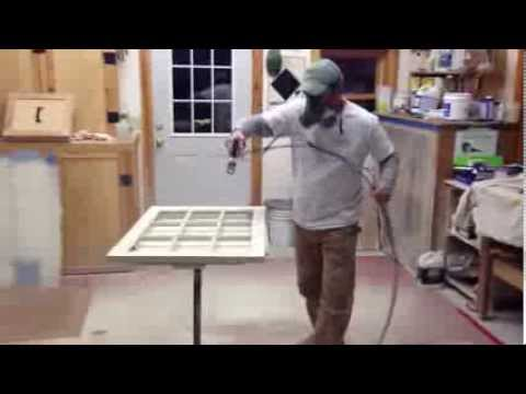 Shop Built Turntable For Spraying Youtube