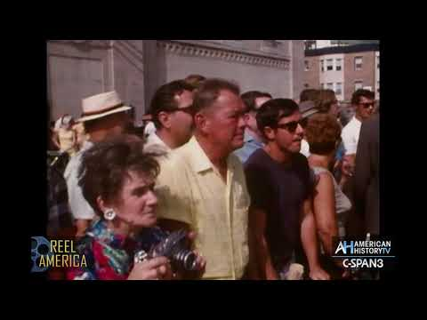 Women's Rights Movement - 1970 NBC News Report - Reel America Preview