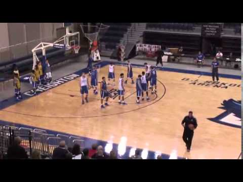 Learn to Communicate and Defend in Transition! - Basketball 2015 #61
