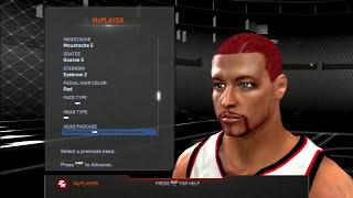NBA 2K18 PS3 HD First look und Player-Herstellerin Grafik