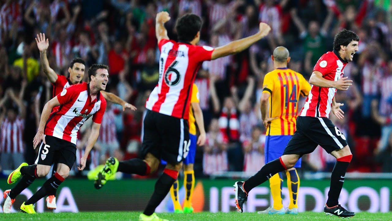 Barcelona Fc Bilbao