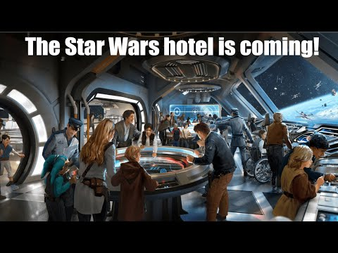 Star Wars hotel coming in 2021