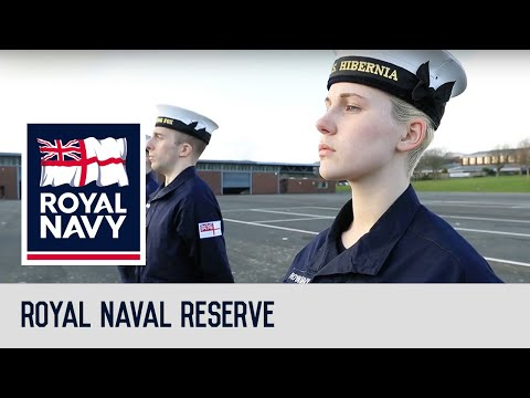 The Royal Naval Reserve - how you'll develop