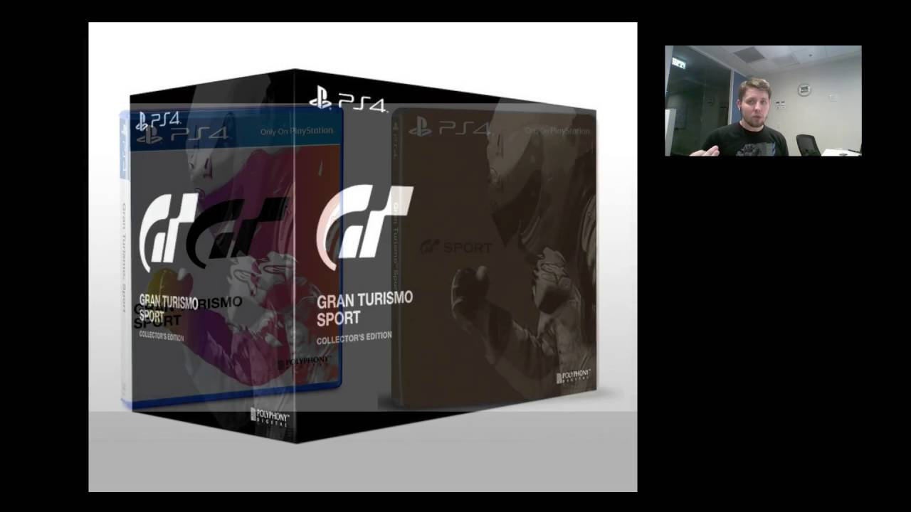 gran turismo sport collector 39 s edition limited edition rant youtube. Black Bedroom Furniture Sets. Home Design Ideas