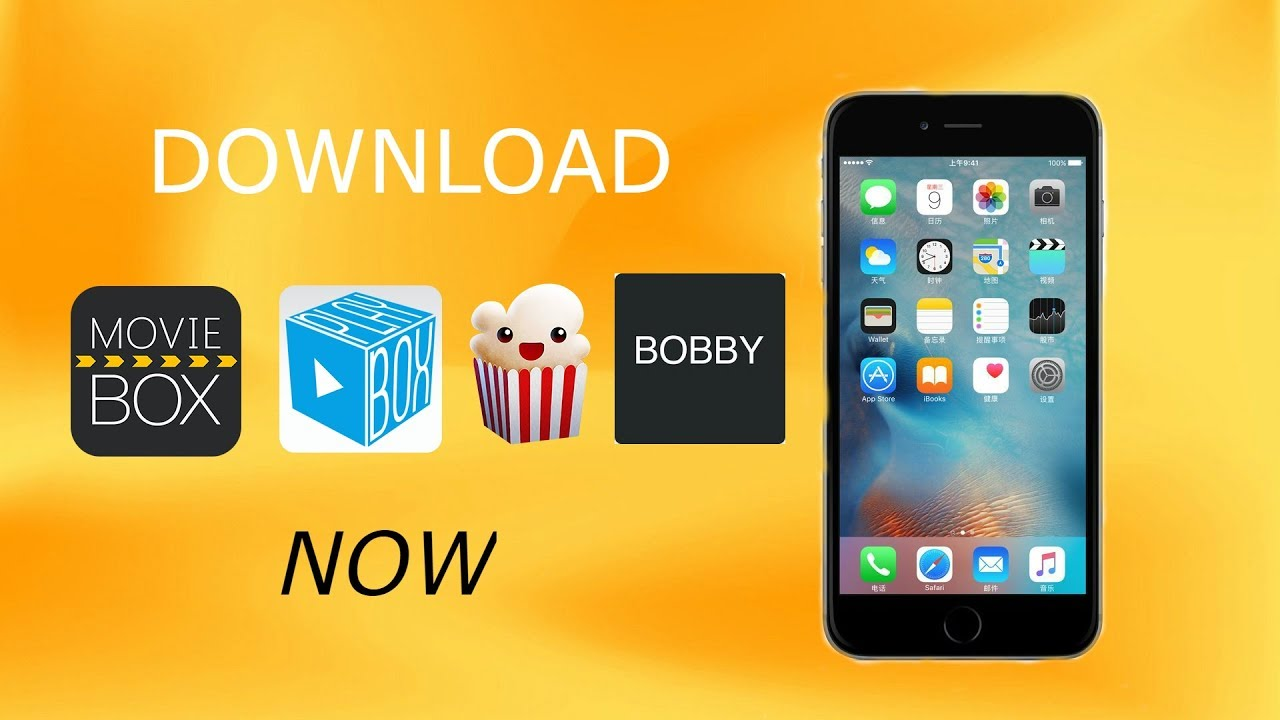 New Get Movie Box Popcorn Time And Any Movie App On Ios 91011