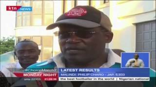 CORD coalition raises alarm over the state's involvement in the Malindi by-election