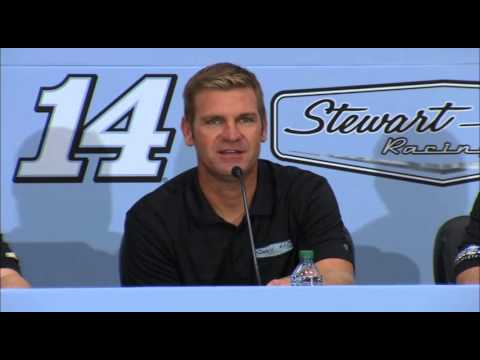 Clint Bowyer joins Stewart-Haas Racing