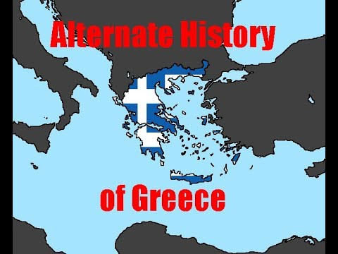 Alternate History of Greece (1356-2018)
