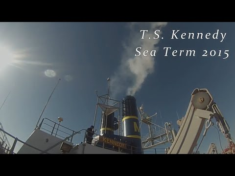 Massachusetts Maritime Academy - Sea Term 2015