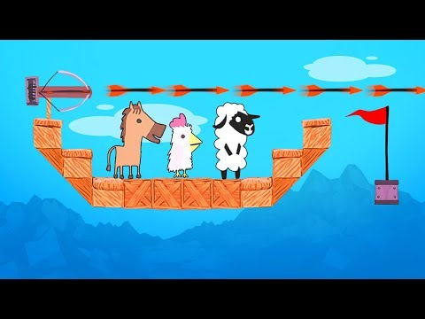99% IMPOSSIBLE TO FINISH THIS LEVEL! Ultimate Chicken Horse