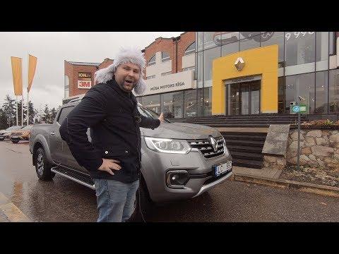 Renault Alaskan, прекрасный