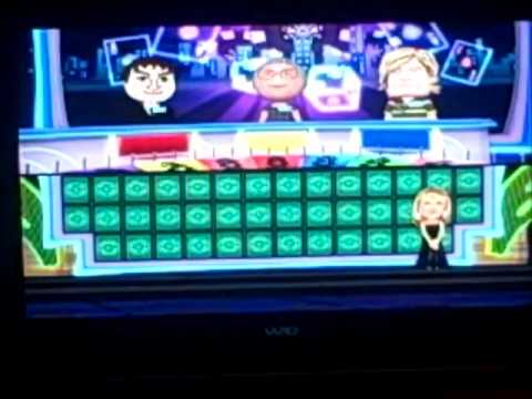 Wheel Of Fortune Wii Game 3