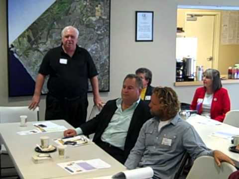 Oceanside CA Chamber Member, Stan Quinn of Quinn's Rapid Recharger Introduces his Business