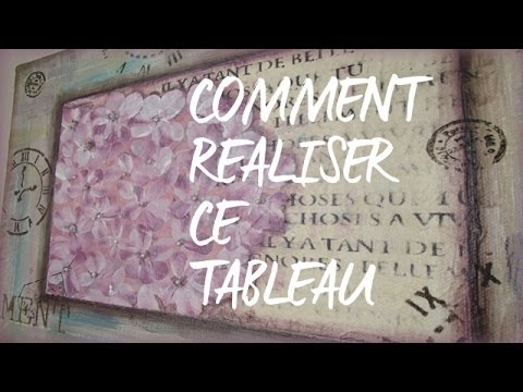 Shabby style youtube for Tableau style shabby