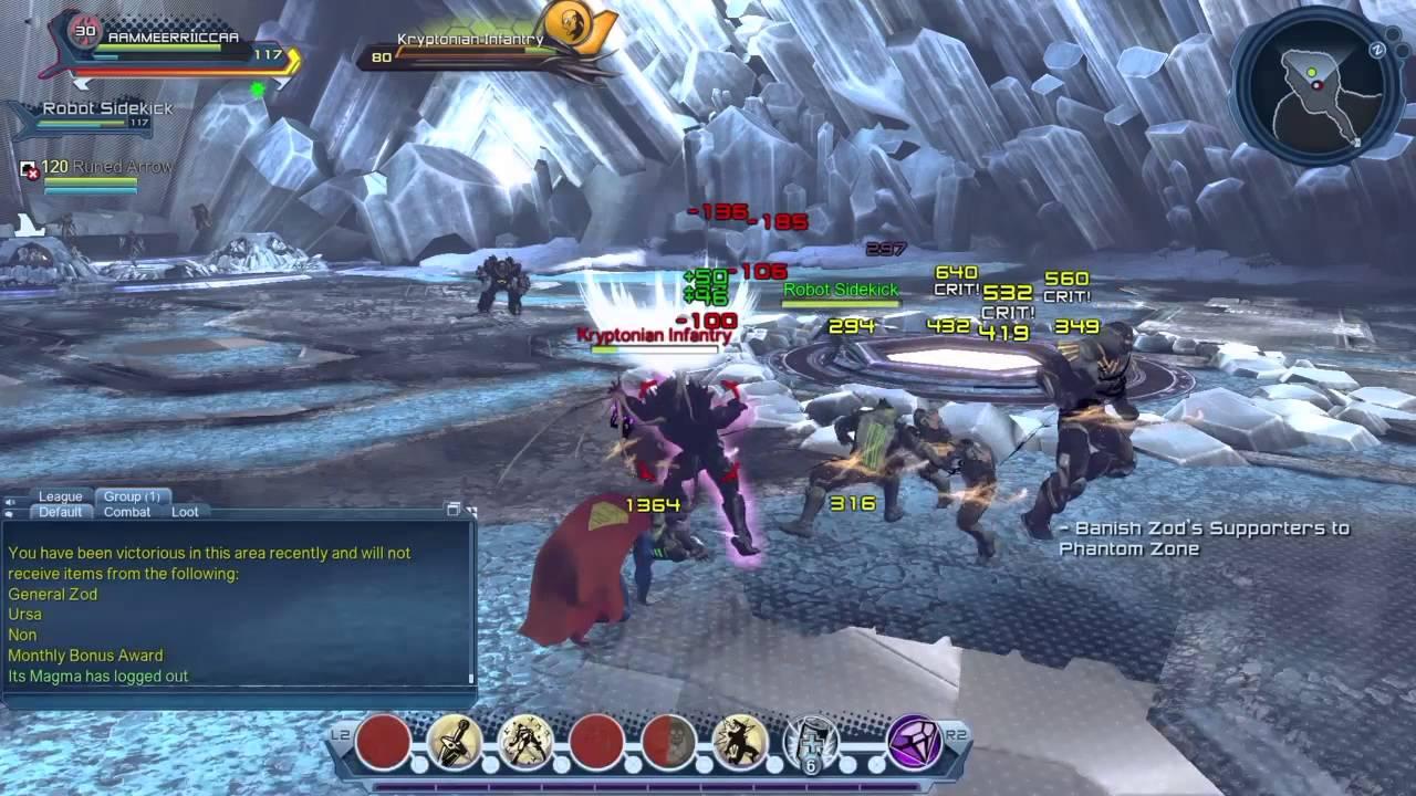 DCUO BEST Celestial DPS/HEALER Weapon Mastery Loadout!!! - YouTube