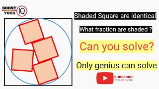 What Fraction is Shaded? Geoṁetry Problem