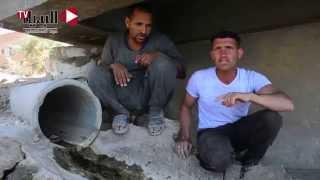 قرية «بني خالد» .. مأساة مواطنين بين تلوث الماء والهواء