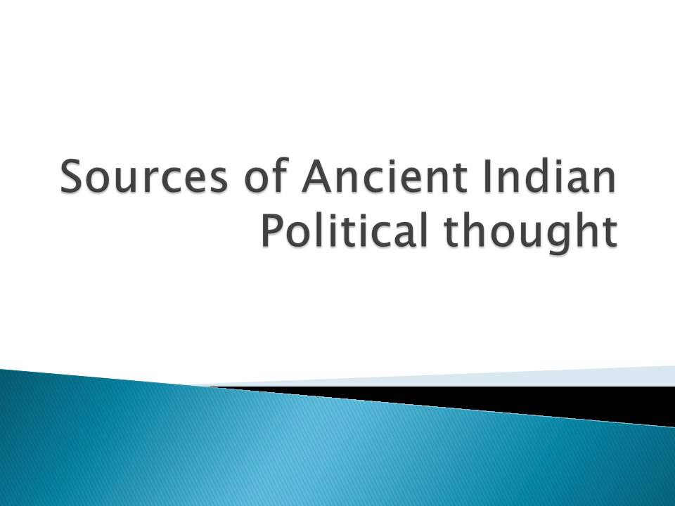 political thought of kautilya pdf