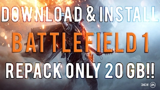 Battlefield 1- Download & Install (Repack by xatab)