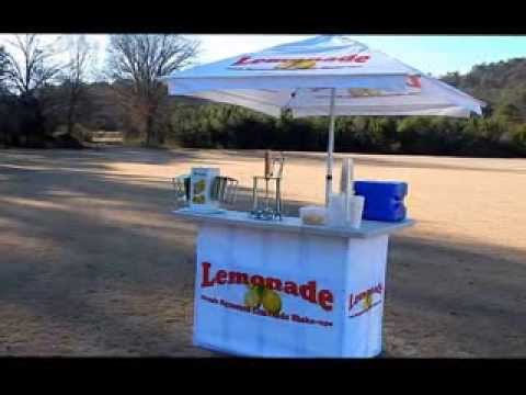 Concession Stand cart
