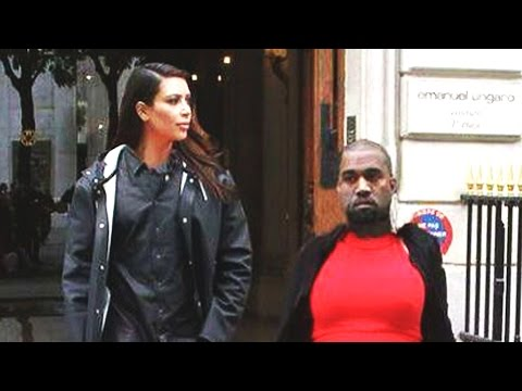 Kanye West is Kim Kardashian