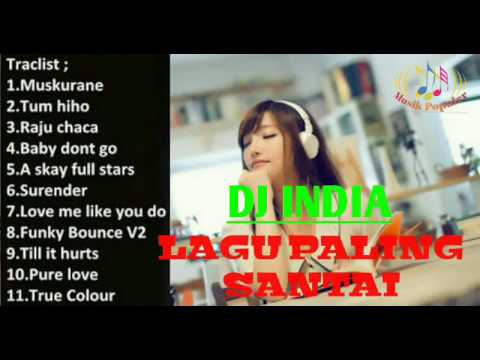 Dj India Muskurane - Tum Hiho - Breakbeat Remix Edisi April 2018