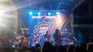 rastafora Live Unisma - Malang