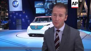 VW chief on emissions scandal