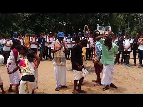 Wayanad Tribal dance organized wayanad naturetours