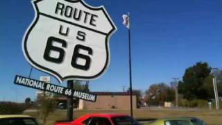 V8TV Update: SEMA Road Trip Big 66 Sign-Video