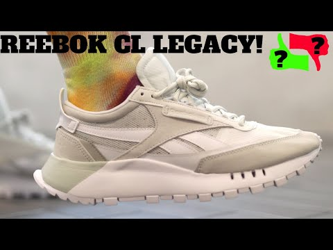 Worthy Buying? REEBOK CLASSIC LEATHER LEGACY Review + On Feet!
