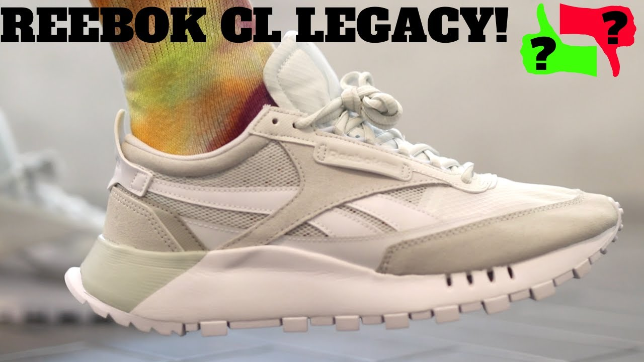 Torpe comestible Estrecho de Bering  Worthy Buying? REEBOK CLASSIC LEATHER LEGACY Review + On Feet! - YouTube