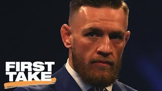 First Take Reacts To Paulie Malignaggi Blasting Conor McGregor | First Take | ESPN