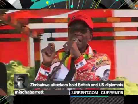 Current News: Zimbabwe attackers
