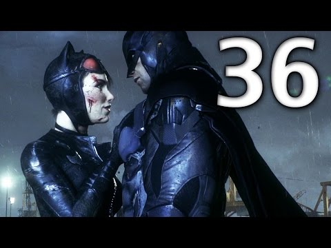 Batman: Arkham Knight Official Walkthrough 36 - Riddler