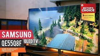 Samsung QE55Q8F QLED TV - ako želite dobar TV, to je to