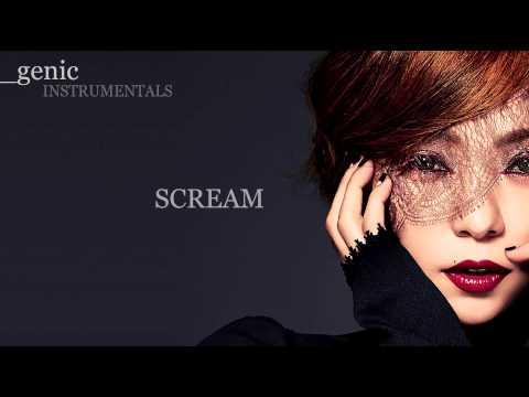 安室奈美惠 -「SCREAM 」 【KARAOKE】 カラオケ from Album _genic ( INSTRUMENTAL )