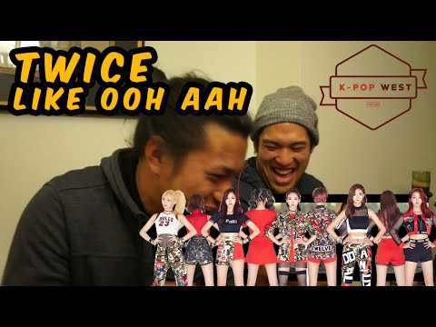 Thumbnail: NON K-POP FANS LISTEN TO TWICE - Like OOH-AHH