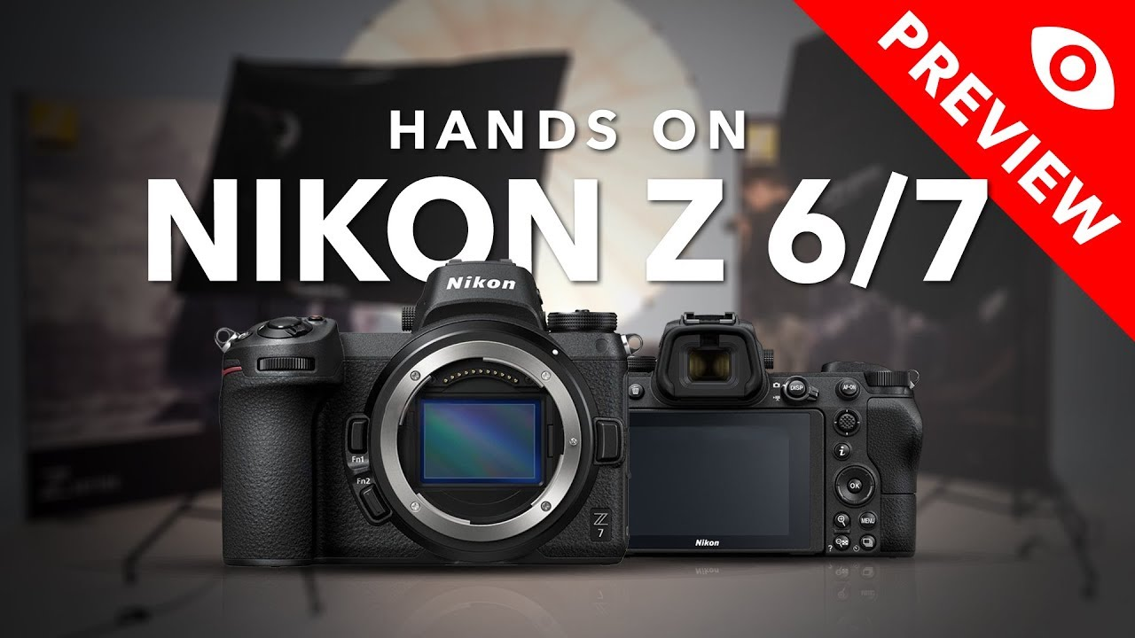 Nikon Z7 hands-on preview