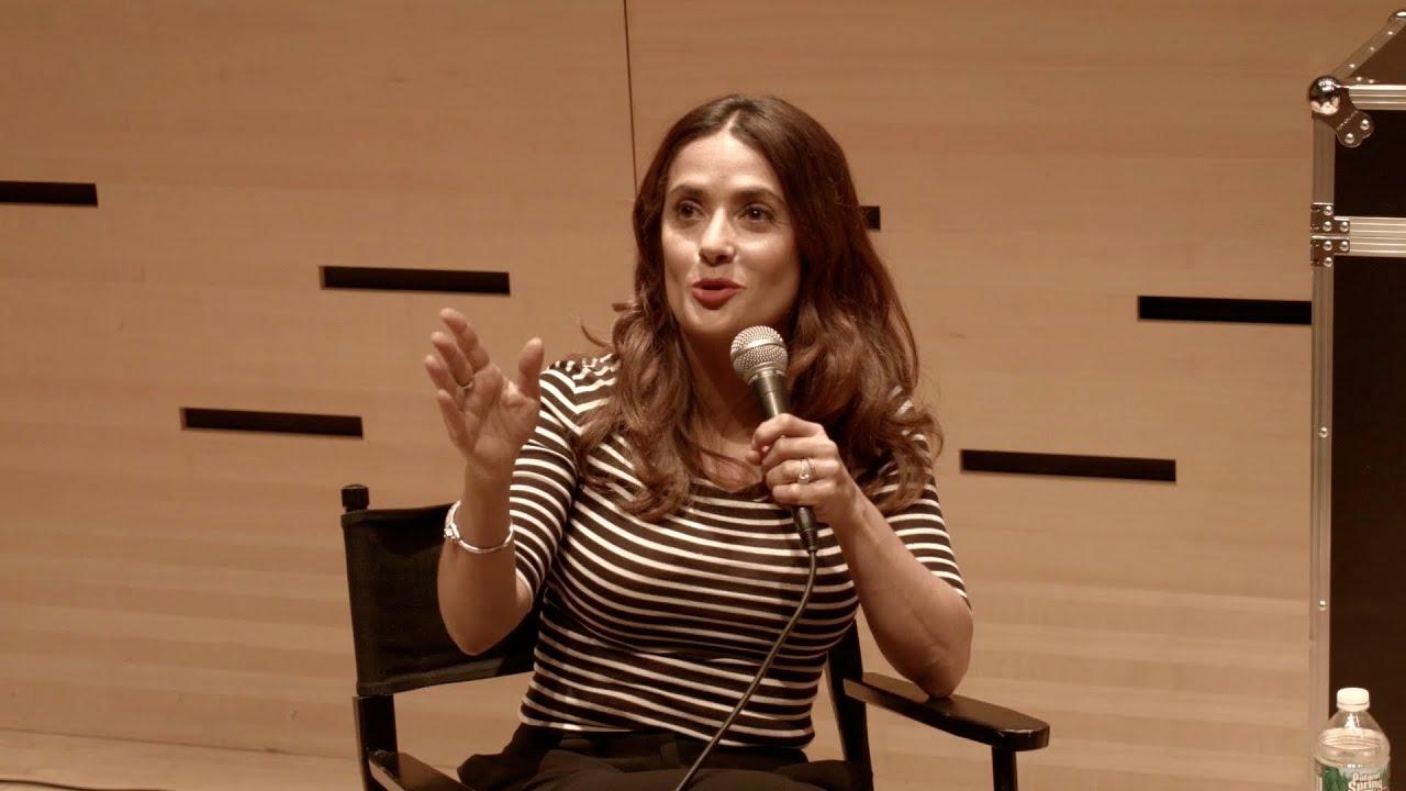 Film Society Talks | Salma Hayek