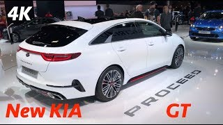 New KIA Proceed wagon GT 2019 first look in 4K